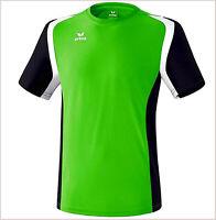 Erima ropa deportiva hombre camiseta manga corta fitness running verde talla 44