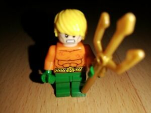 New DC Comics DC Universe Super Heroes Custom Mini Figures - Aquaman