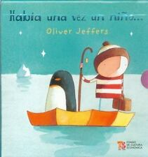 HABIA DE UNA VEZ UN NINO/ ONCE THERE WAS A BOY - JEFFERS, OLIVER - NEW HARDCOVER