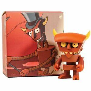 "Kidrobot x Futurama ROBOT DEVIL 6"" MEDIUM VINYL ART FIGURE 2013"