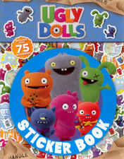 Ugly Dolls activity book RARE UNUSED