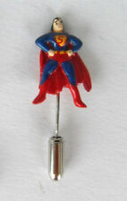 Rare beautiful SUPERMAN Metal PIN MINT RETIRED made by Pixi France 1999