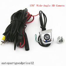 Car License Screw Mini HD Camera For Car SUV Rear View Reverse Parking Monitor