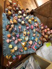 Littlest Pet Shop~LPS~Mixed Lot~72 Pets+ lot Accessories