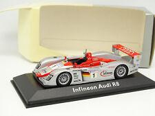 Minichamps 1/43 - Audi R8 Infineon N°1 Le Mans 2002