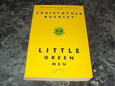 Little Green Men by Christopher Buckley and Random House Disney Staff (2000, TP)