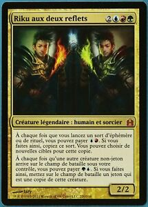 Riku of Two Reflections Commander (FRENCH) NM Mythic Rare CARD (189950) ABUGames