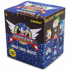 Kidrobot Sonic The Hedgehog Blind Box Vinyl Figure NEW Video Game Sega Figures