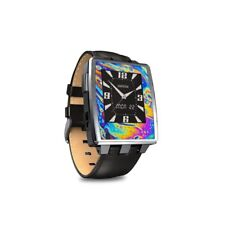 Skin for Pebble Steel Smart Watch - World of Soap - Sticker Decal