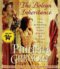The Boleyn Inheritance by Philippa Gregory (2008, CD, Abridged)