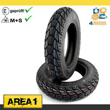 All Weather Tyre Set Kenda K415 Schwinn Hope 150 4T,Newport 150 4T (3.50-10)