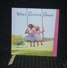 B000R6MH9E What Sisters Share (Gift Books From Hallmark)