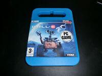 DISNEY PIXAR WALL-E PC GAME WINDOWS VISTA XP MAC  NEW SEALED GIFT BOX