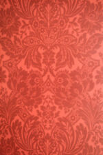 "Vintage Historic Wallpaper - ""WATERHOUSE DAMASK"" by Waterhouse Wallhangings"