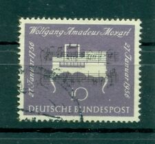 Deutschland -Deutschland 1956 - Michel n. 228 - Wolfgang amadeus mozart