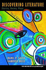 USED (GD) Discovering Literature: Stories, Poems, Plays (3rd Edition) by Hans P.