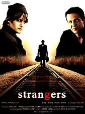 STRANGERS - JIMMY SHEIRGILL - KAY KAY MENON - NEW BOLLYWOOD DVD - FREE UK POST