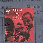 CD - Clifford Brown with Strings - [Jazz] - Remaster - New