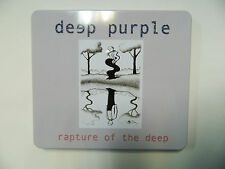 Deep PURPLE-RAPTURE of the Deep-Scatola di latta CD EDEL RECORDS