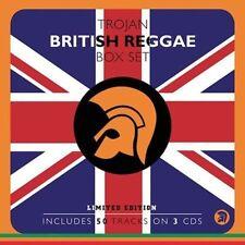 The Trojan Box Set: British Reggae [Box] Various Artists 3CD, 2003, sealed NEW