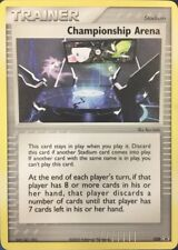 "Pokémon Black Star Promo #28 CHAMPIONSHIP ARENA ""WORLDS 05"" San Diego Card"