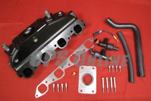 NEW/OEM Mercury/ Mercruiser 8.1L /496 Exhaust Manifold Conversion Kit  866178A02
