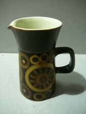 Denby Pottery Arabesque Tall Milk Jug 14cm (B8 1/20) RL