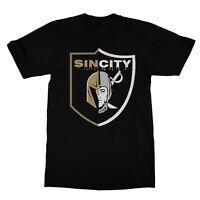 Sin City Las Vegas Teams Golden Knights T-Shirt