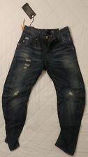 G Star Raw 3D Arc Loose Tapered W31 L30 Jeans 50223-3949-3020