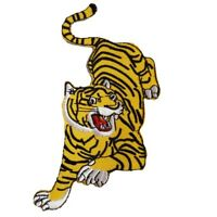 Tiger Iron On Patch Sew On Transfer full Tiger Fancy Dress Iron On Patch Sew