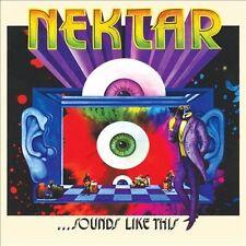 Sounds Like This [Digipak] by Nektar (CD, Oct-2013, 2 Discs, Purple Pyramid)