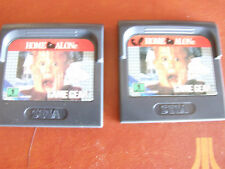 SEGA GAME GEAR PORTABLE - REGION FREE OFFERS/COMBINE -  HOME ALONE