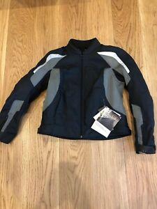 BMW Ladies Air Flow Jacket  Blk/ Grey  EU 46 US 16