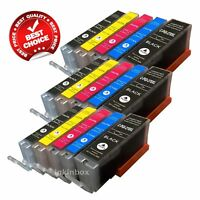 15 Pk New PGI270XL CLI271XL Ink Cartridge For Canon PIXMA MG6820 MG6821 MG6822