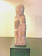 Austin Productions Inc - Sculpture -  Mother and Child - Native