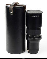 Zeiss Jena  Prakticar 4/300mm MC   for Praktica BMC  Mint