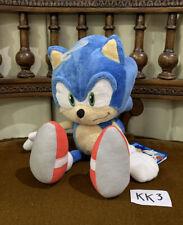 RARE Sonic The Hedgehog Sanei 2012 SEGA M Size Japan Plush