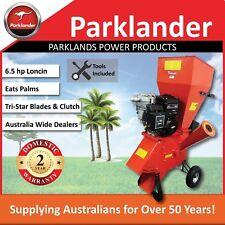 New Parklander  Chipper/Shredder 6.5 hp Loncin - Takes Palms - PSC-76-L
