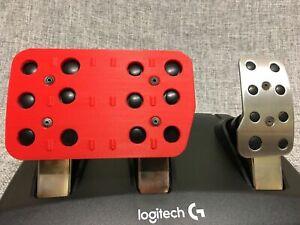 Logitech G25 / G27 / G29 / G920 Double Brake Pedal adapter