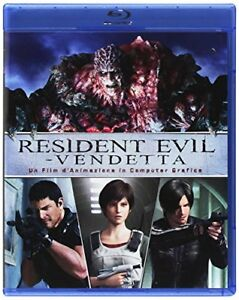 Resident Evil - Vendetta (Blu-Ray) SONY PICTURES