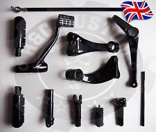 Harley Davidson Sportster Forward Controls XL Iron 883 1200 2014-2017 BLACK