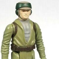 Vintage Star Wars Rebel Commando Action Figure 1983 Kenner Hong Kong