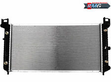 "2370 Radiator For Chevy Silverado 1500 2500 3500 / Sierra (34"" Core )"