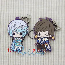Hot Tales of Zestiria Tales of Friends Game Mikuliou Rubber Strap Keychain