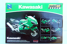KAWASAKI  ZX-10R 1/12th  MODEL MOTORCYCLE  KIT