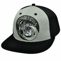 NCAA GEORGETOWN HOYAS SNAPBACK FLAT BILL OLD SCHOOL HAT