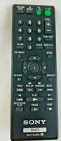 SONY RMT-D187A REMOTE CONTROL For DVD PLAYER MODEL DVPFX950