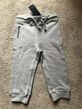 Replay Boys Grey Joggers, 6 Months, Brand New With Tags