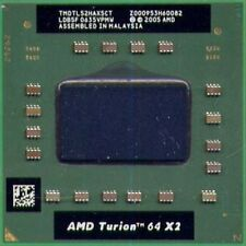 Procesador CPU AMD Turion 64 X2 TL-52 (TMDTL52HAXECT) 1.60Ghz 1MB FSB 800Mhz