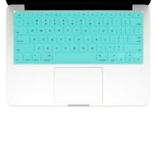 "UNIK CASE-Silicone Keyboard Cover for Macbook Pro 13"" 15"" 17""Unibody-Hot Blue"